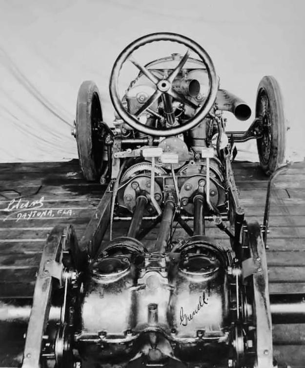 Duesenberg Milton LSR Daytona Chassis