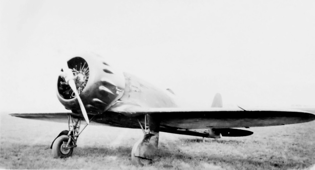 Wedell-Williams Model 45 front