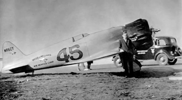 Wedell-Williams Model 45 Jimmie
