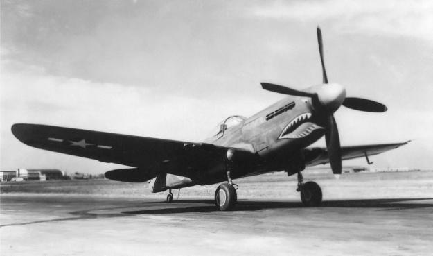 Curtiss XP-40Q-2