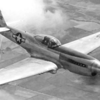 Curtiss XP-40Q Fighter