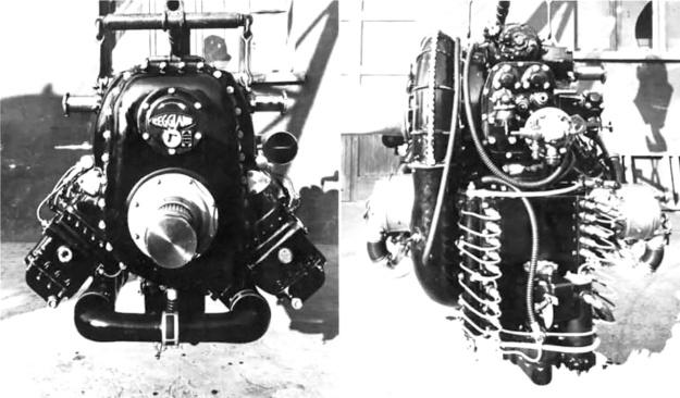 Reggiane Re 103 front-back 1943