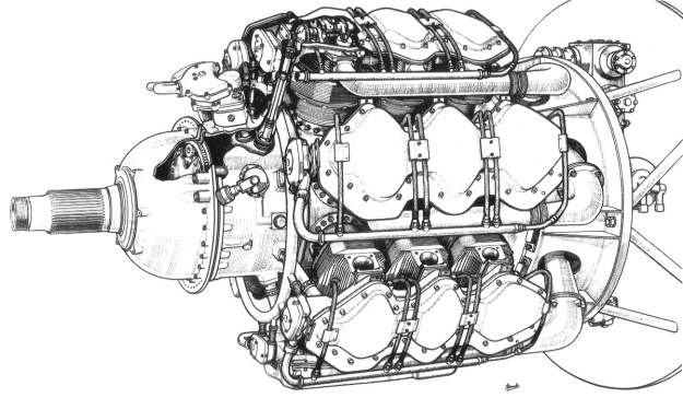 Armstrong Siddeley Deerhound IV