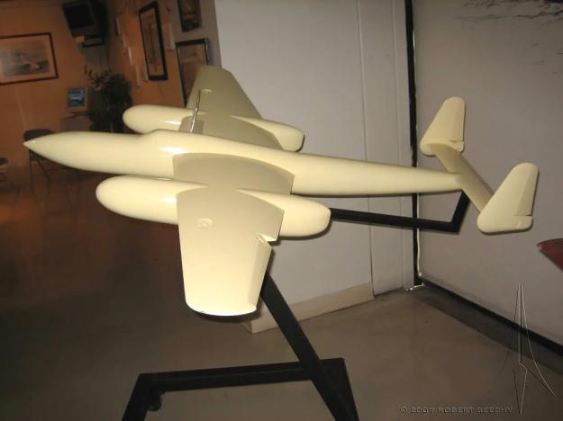 Hughes D-2 model
