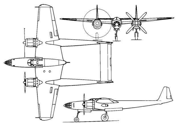 Hughes XA-37