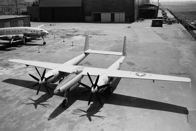 Hughes XF-11 first prototype
