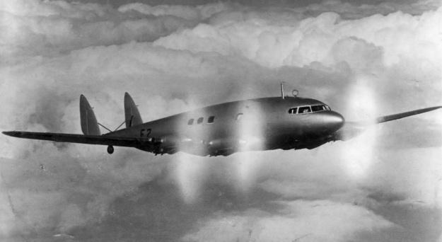 de Havilland DH91 Faraday early