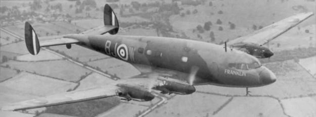 de Havilland DH91 Franklin