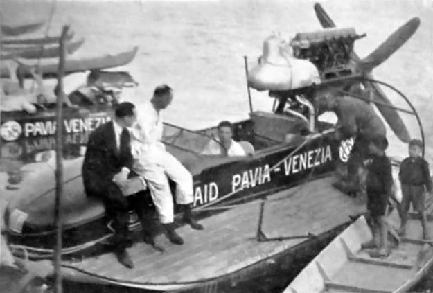 1930 Mazzotti-Cattaneo SIAI-IF
