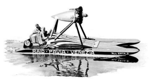 1932 Biseo-Bertoli SIAI-FIAT