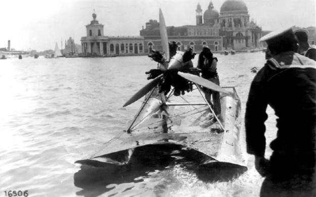 1935 Donati-Borromeo LSAR-AR