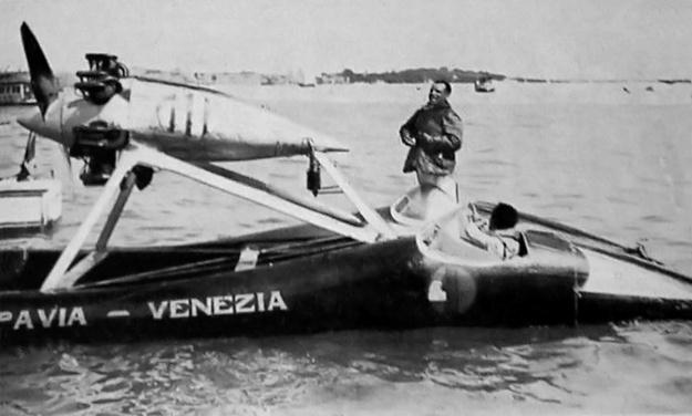 1937 Gorini-Donati LSAR-AR