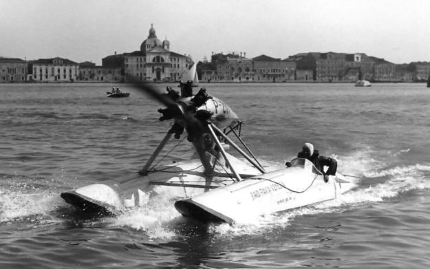 1939 Venturi-Mora Saimon-Fiat