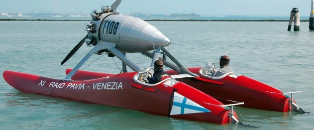 2007 T-108 Freri SIAI-AR