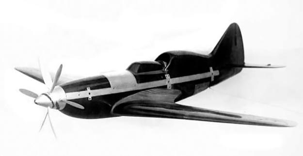 Sud-Est SE 580 model