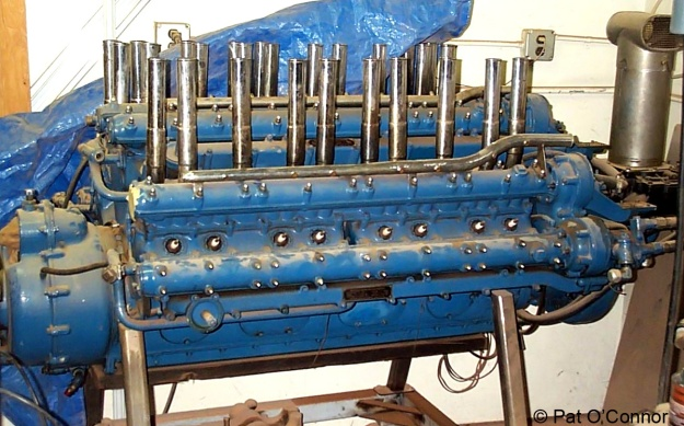 Duesenberg W-24 1996 copy