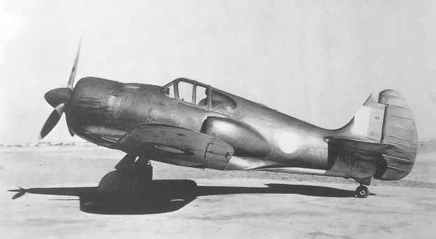 CAC CA-14 left side