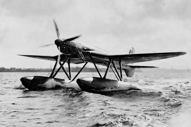 Heinkel He 119 V3 b