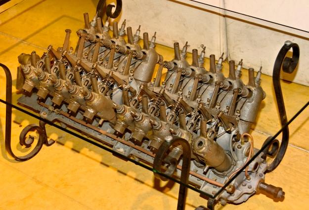 V-20 engine