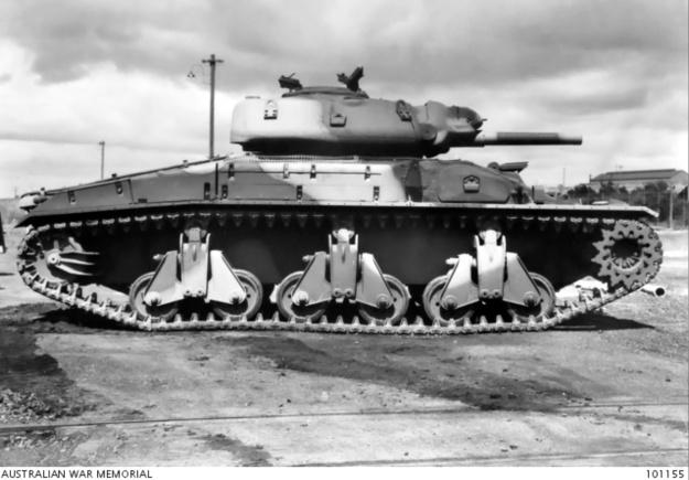Australian Cruiser Tank Mark III