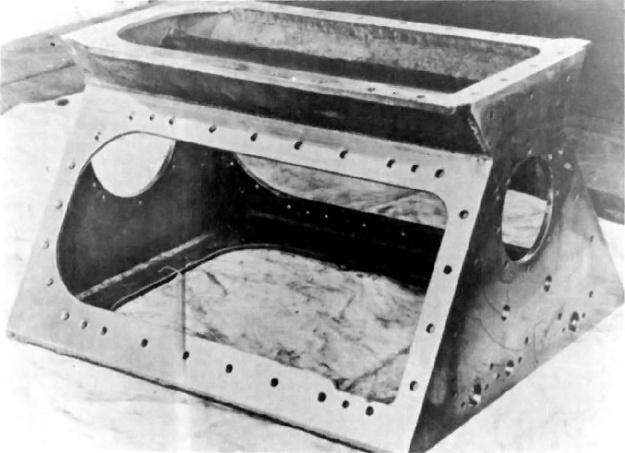 Perrier-Cadillac 41-75 crankcase