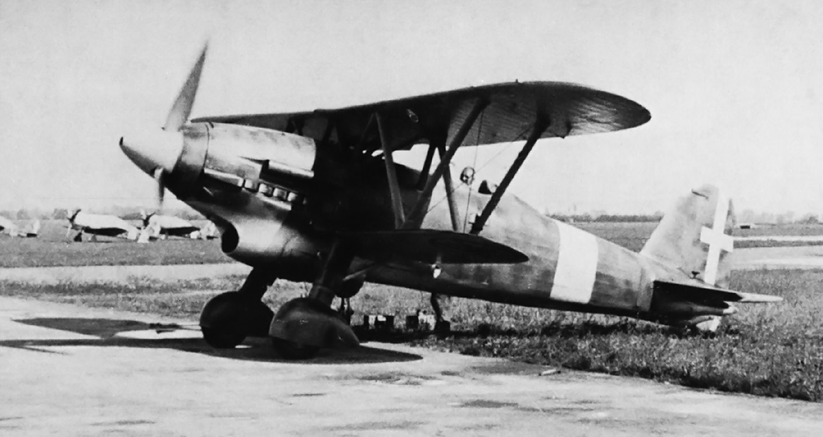 FIAT CR 42 DB Fighter