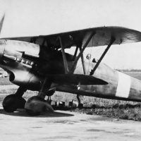 FIAT CR.42 DB Fighter
