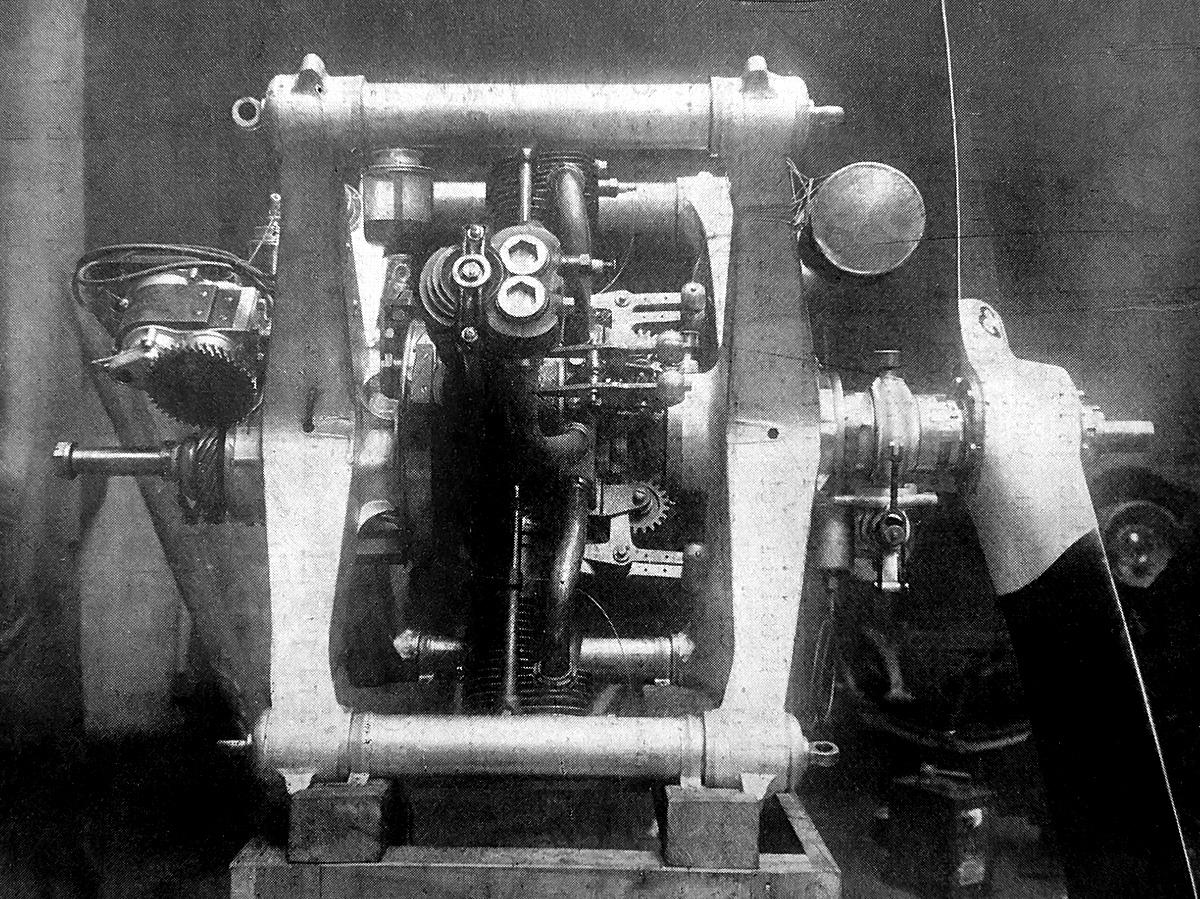 Aircraft Radial Engine Diagram Http Wwwstationaryenginecouk Switch Duo Therm Thermostat 3107612008 Deissner Paradox Rotary Old Machine Press Rh Oldmachinepress Com