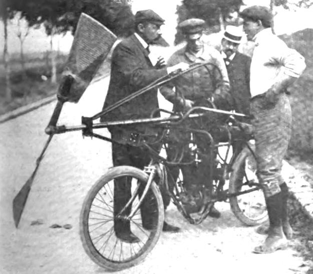 Aéro-motocyclette Archdeacon Anzani