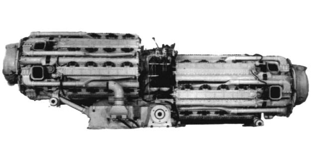 Zvezda M507 engine