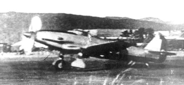kawasaki-ki-64-engine-run