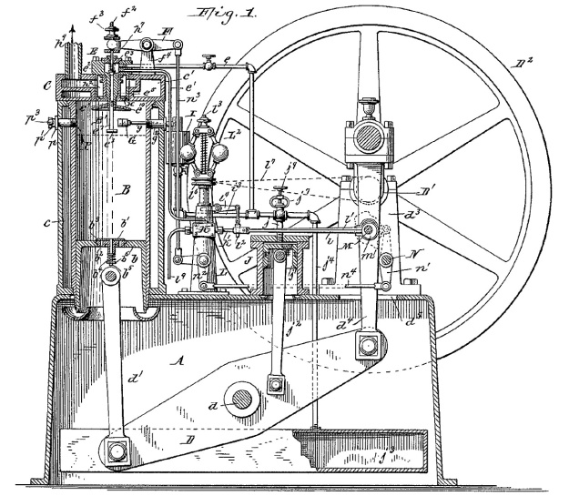 brayton-1890-patent-ready-motor-engine