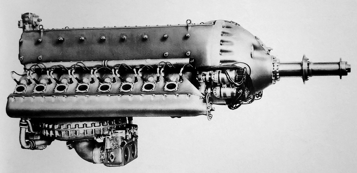 Fiat A 38 A 40 And A 44 Aircraft Engines Old Machine Press