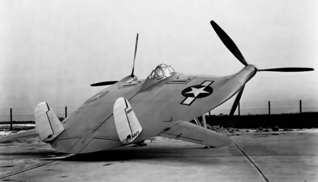 vought-v-173-rear