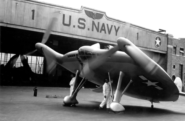 vought-v-173-runup