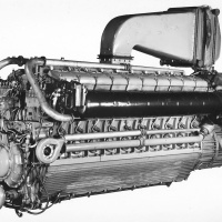Mercedes-Benz 500 Series Diesel Marine Engines