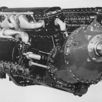 Allison V-3420 24-Cylinder Aircraft Engine