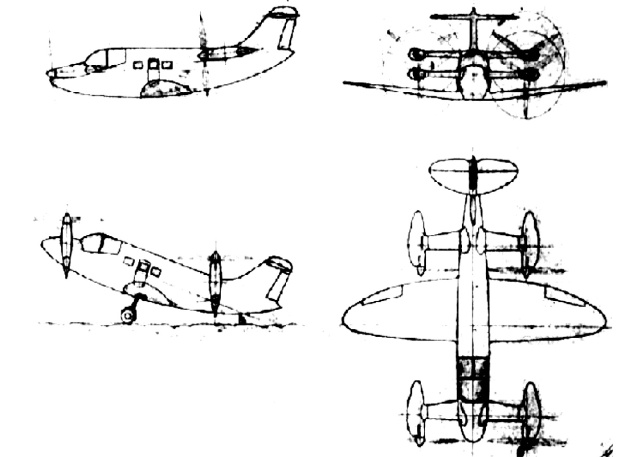 CTA - ITA Convertiplano HC-II