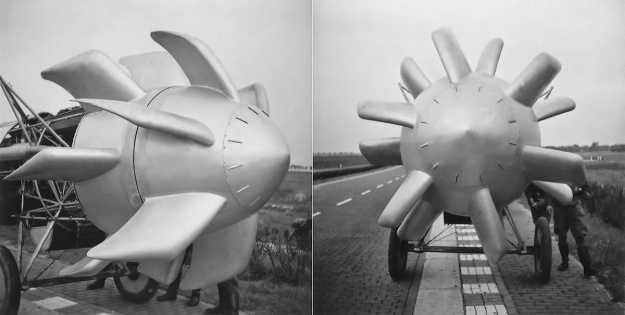 Fokker Dekker CI captured Germans
