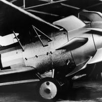Dekker-Fokker C.I Rotary Propellers