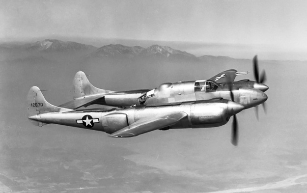 Lockheed XP-58 Chain Lightning