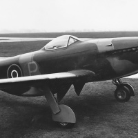 Martin-Baker MB5 Fighter