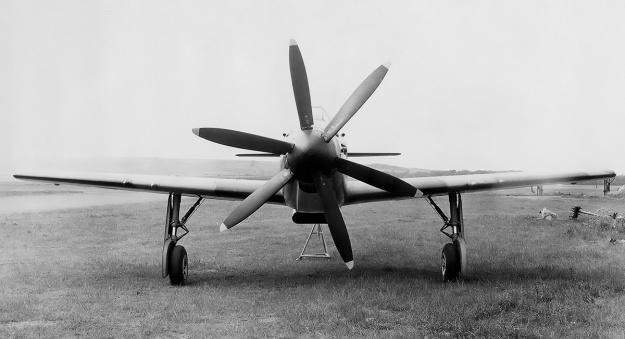 Martin-Baker MB5 Rotol front