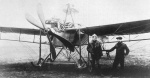 Rumpler Loutzkoy-Taube front ground
