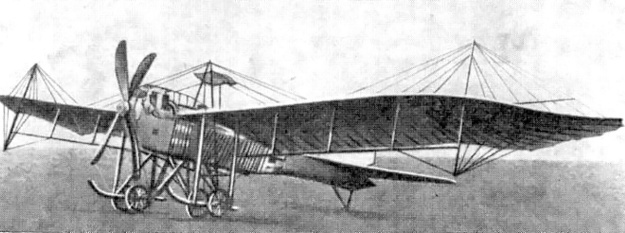 Rumpler Loutzkoy-Taube front
