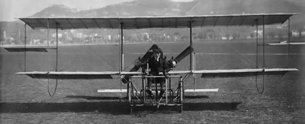 Faccioli N3 aircraft