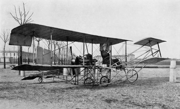 Faccioli N4 aircraft