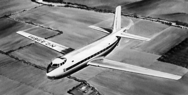 Douglas DC-8 Skybus