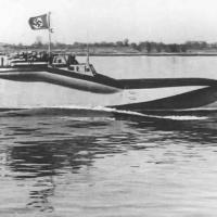 Versuchs Schnellboot 5 (VS 5) Semi-submersible Attack Boat