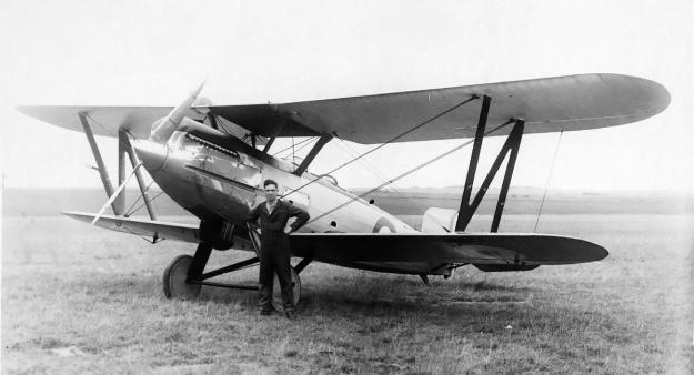 Fairey Fox bomber D-12 Felix